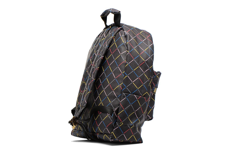 Sacs à dos Mi-Pac Gold crisscross Backpack Multicolore vue droite