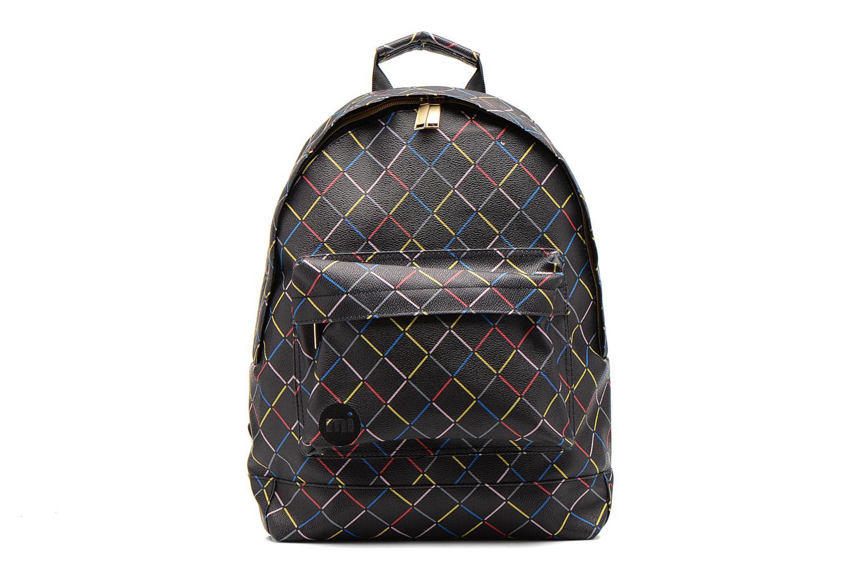 Gold crisscross Backpack Black