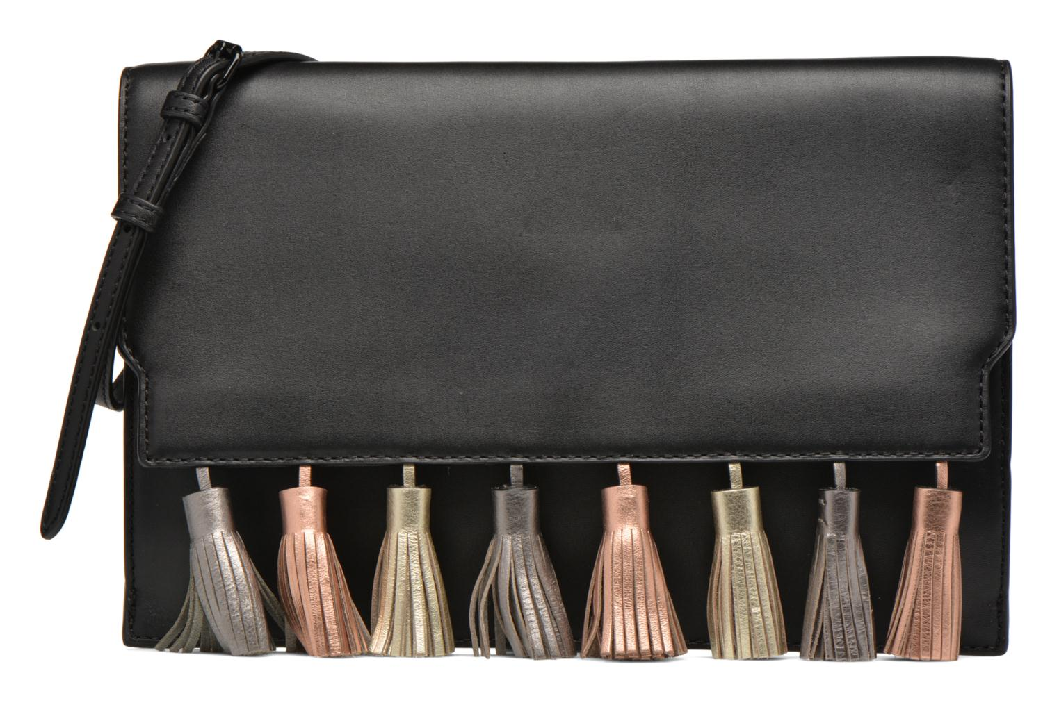 Sofia Clutch Black metallic multi