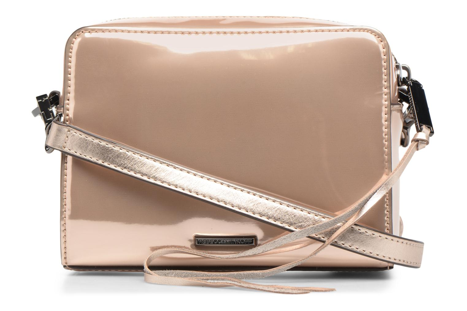 Sacs à main Rebecca Minkoff Mini Sofia Crossbody Rose vue face
