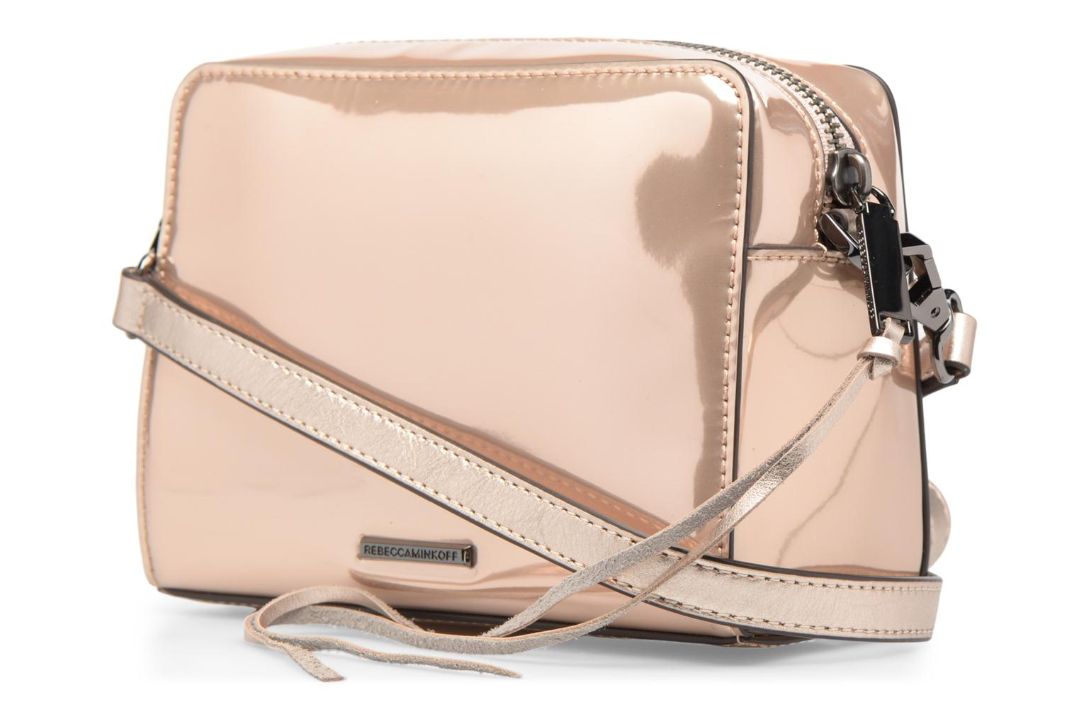 Mini Sofia Crossbody Rose gold