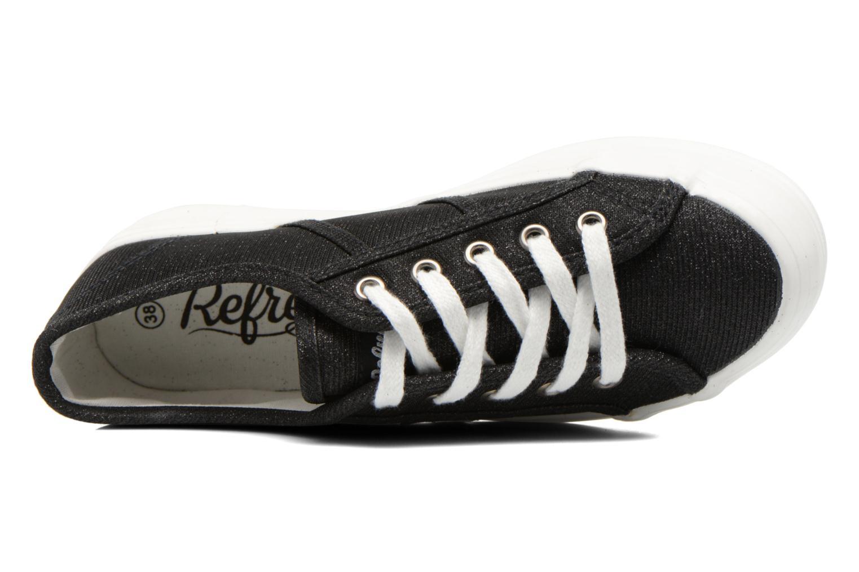 Sneakers Refresh Cory 61908 Sort se fra venstre