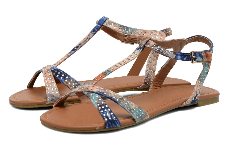 Sandales et nu-pieds Refresh Palmier 61832 Multicolore vue 3/4