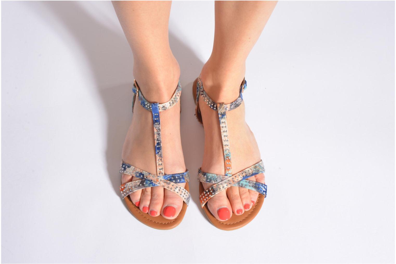 Sandales et nu-pieds Refresh Palmier 61832 Multicolore vue bas / vue portée sac