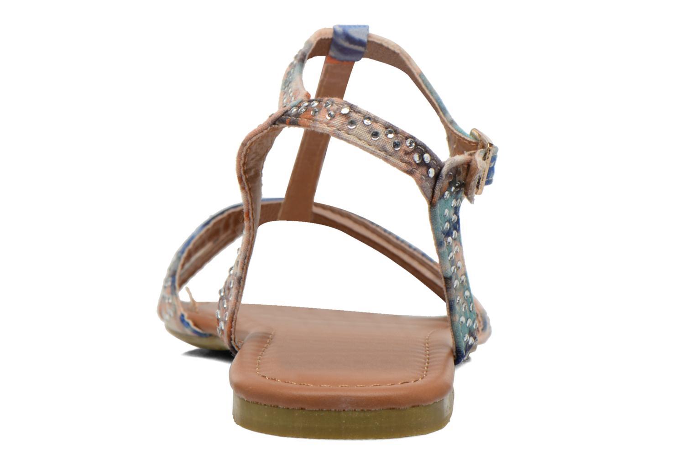 Sandales et nu-pieds Refresh Palmier 61832 Multicolore vue droite
