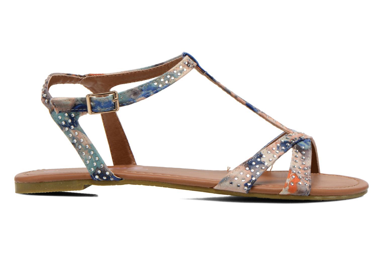 Sandales et nu-pieds Refresh Palmier 61832 Multicolore vue derrière