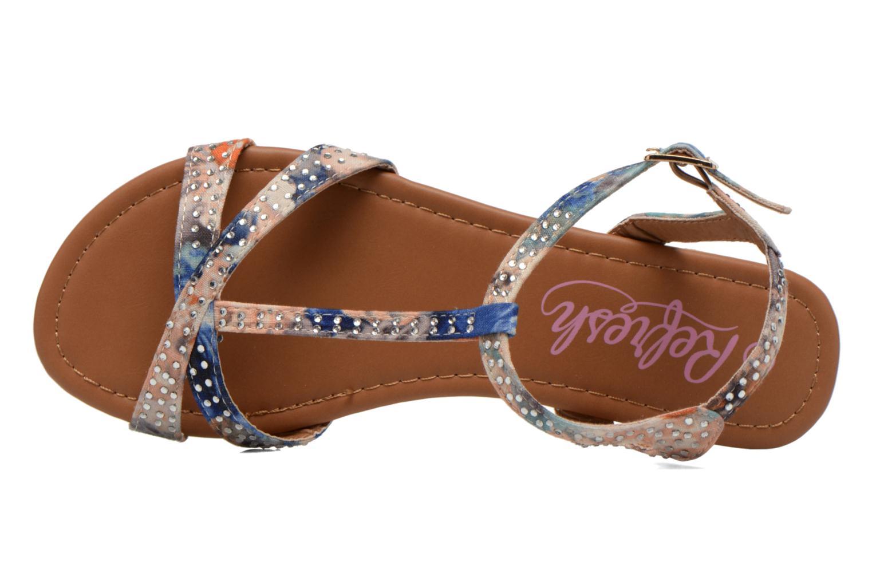 Sandales et nu-pieds Refresh Palmier 61832 Multicolore vue gauche