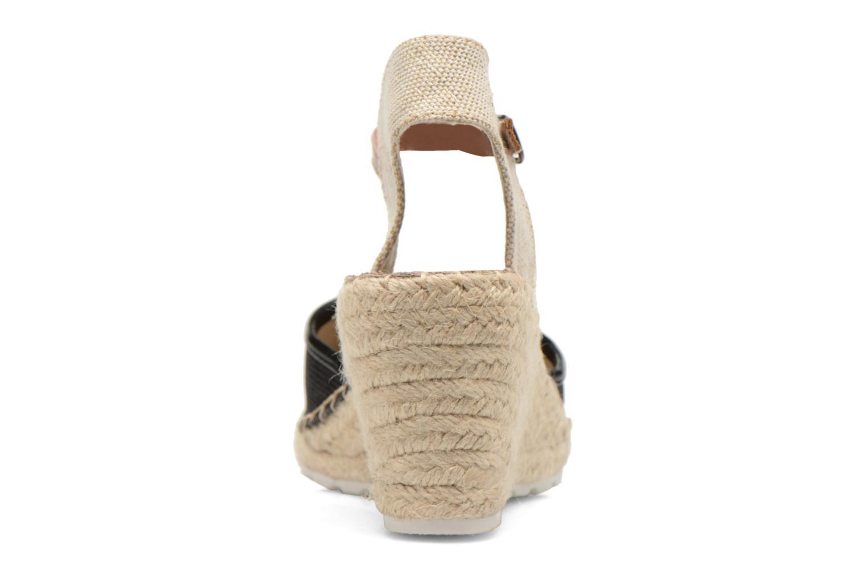 Sandales et nu-pieds Refresh Gipsy 62034 Noir vue droite