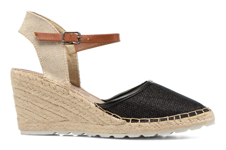 Sandales et nu-pieds Refresh Gipsy 62034 Noir vue derrière