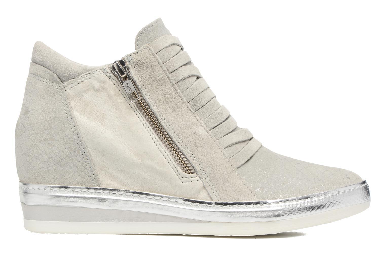 Sneakers Khrio Fucio Zilver achterkant