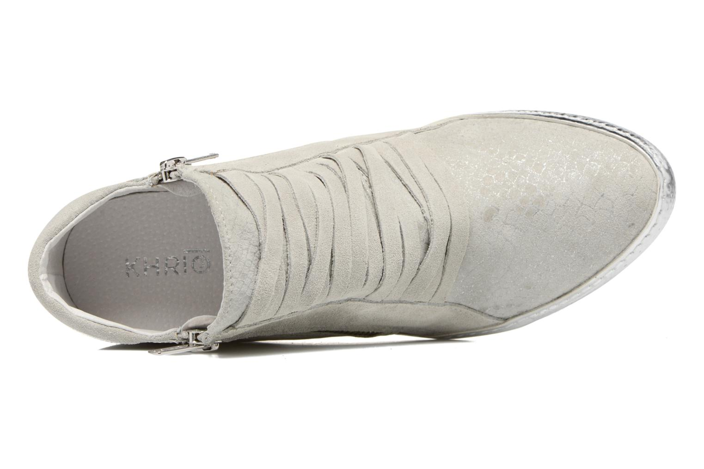 Sneakers Khrio Fucio Zilver links
