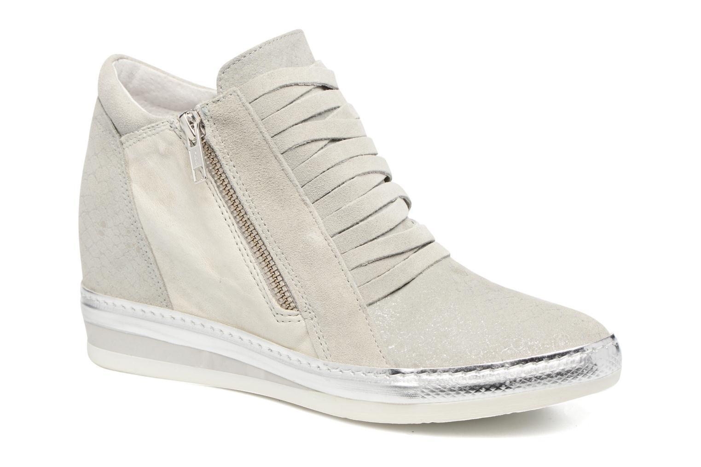 Sneakers Khrio Fucio Zilver detail