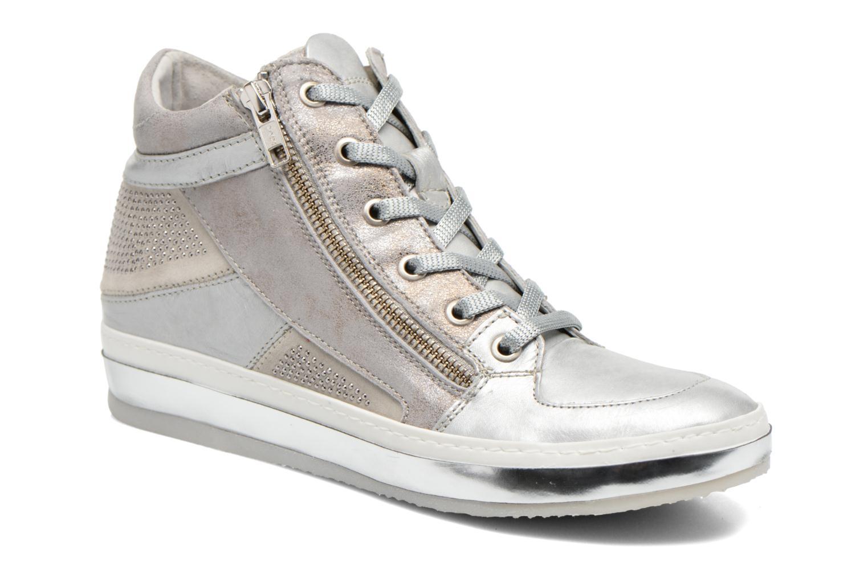 Los zapatos más populares para hombres y mujeres Khrio Fuvika (Plateado) - Deportivas en Más cómodo