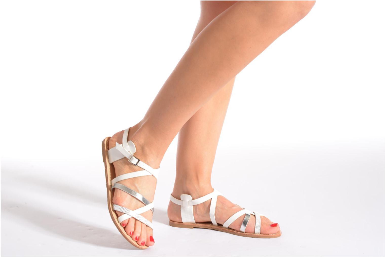 Sandale Jade Blanc