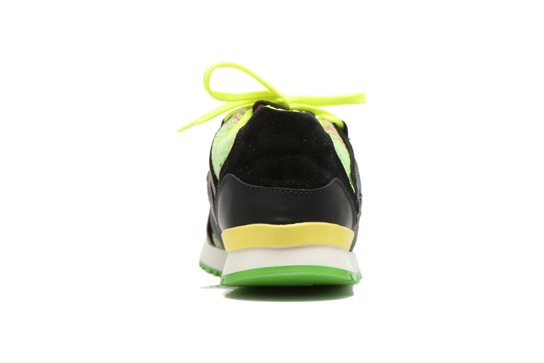 Baskets Serafini Miami Multicolore vue droite