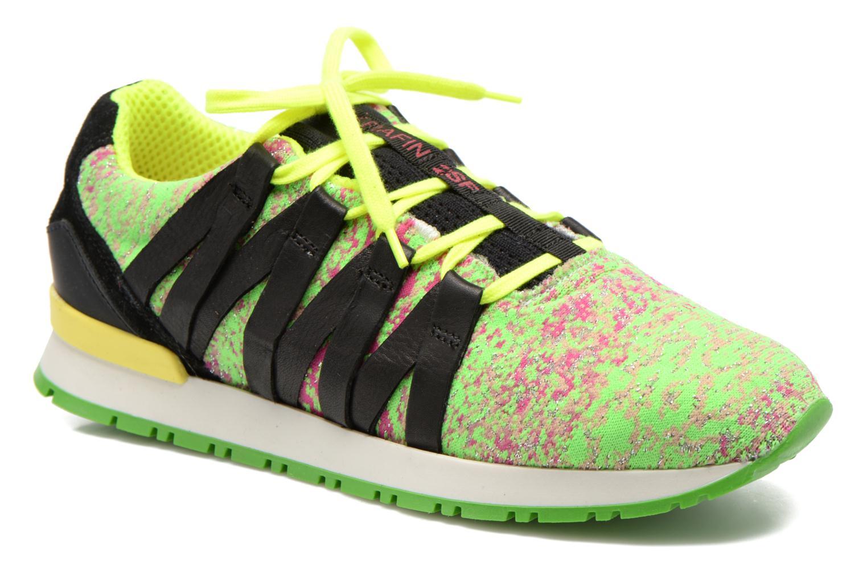 Baskets Serafini Miami Multicolore vue détail/paire