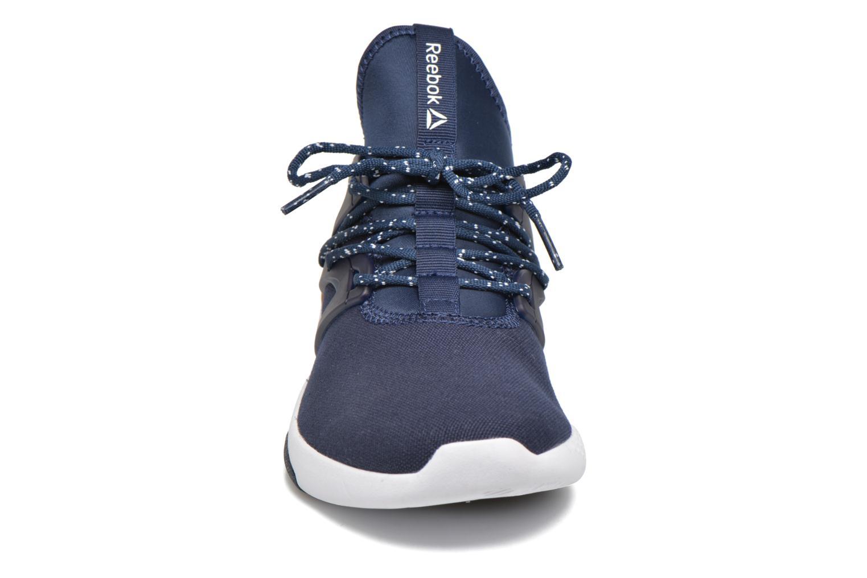 Sportschuhe Reebok Hayasu blau schuhe getragen