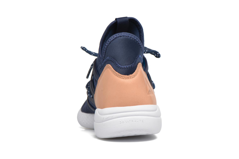 Zapatillas de deporte Reebok Hayasu Azul vista lateral derecha
