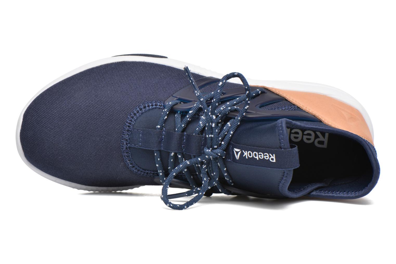 Zapatillas de deporte Reebok Hayasu Azul vista lateral izquierda