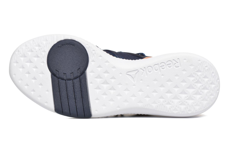 Chaussures de sport Reebok Hayasu Bleu vue haut