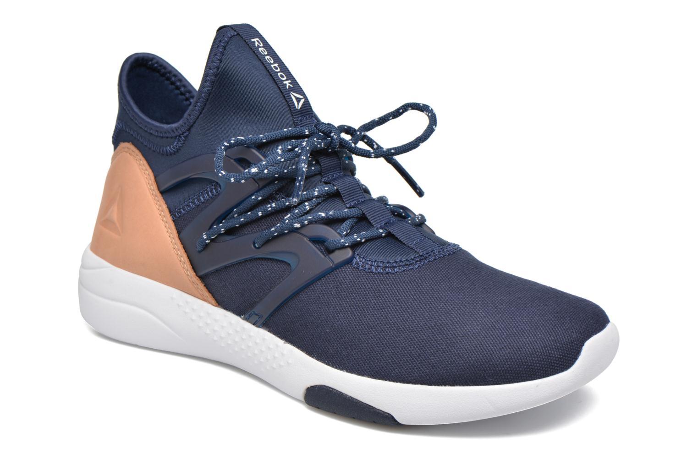 Chaussures de sport Reebok Hayasu Bleu vue détail/paire