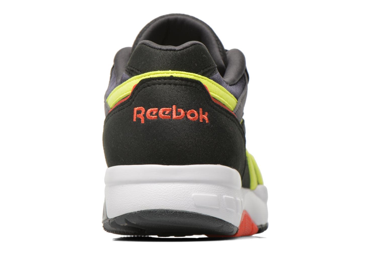 Deportivas Reebok Ventilator Supreme R90 Negro vista lateral derecha