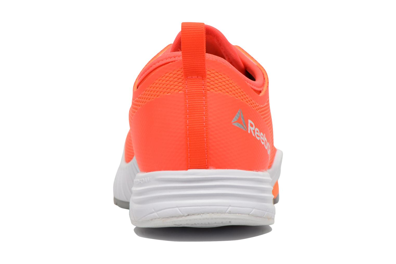 Chaussures de sport Reebok Cardio Ultra 2.0 Orange vue droite
