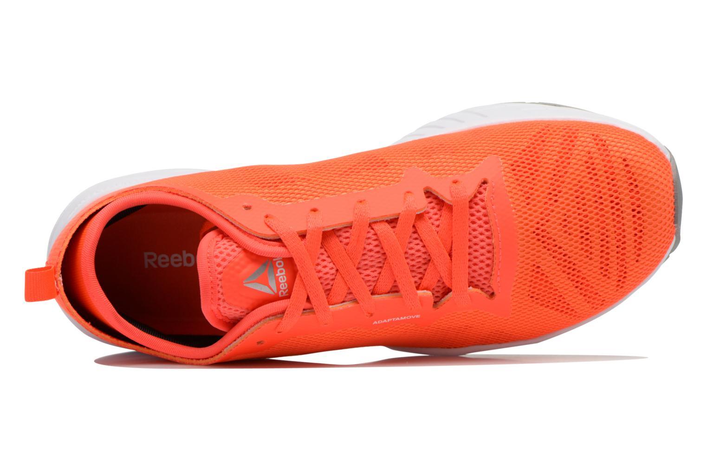 Chaussures de sport Reebok Cardio Ultra 2.0 Orange vue gauche