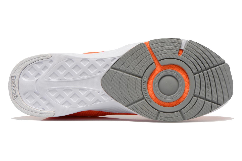 Chaussures de sport Reebok Cardio Ultra 2.0 Orange vue haut