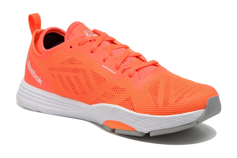 Chaussures de sport Reebok Cardio Ultra 2.0 Orange vue détail/paire