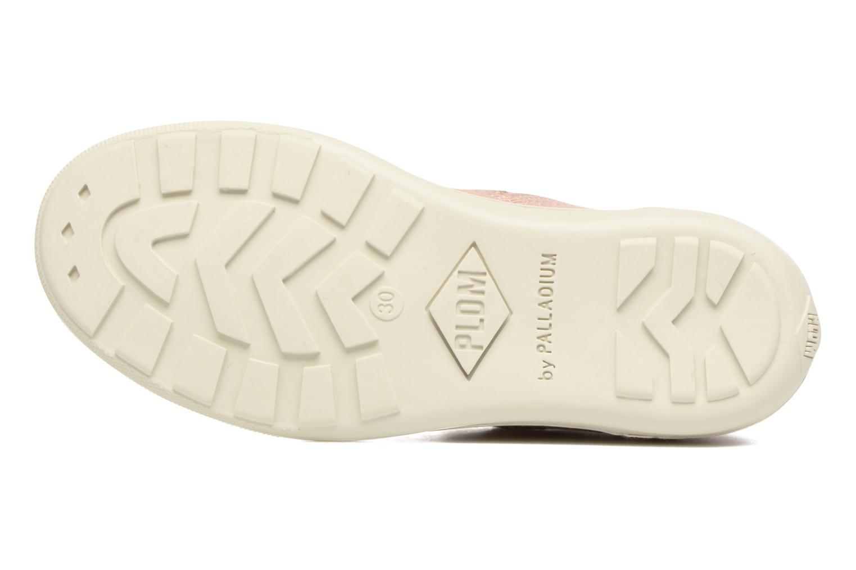 Sneakers P-L-D-M By Palladium Letty Twl Rosa immagine dall'alto
