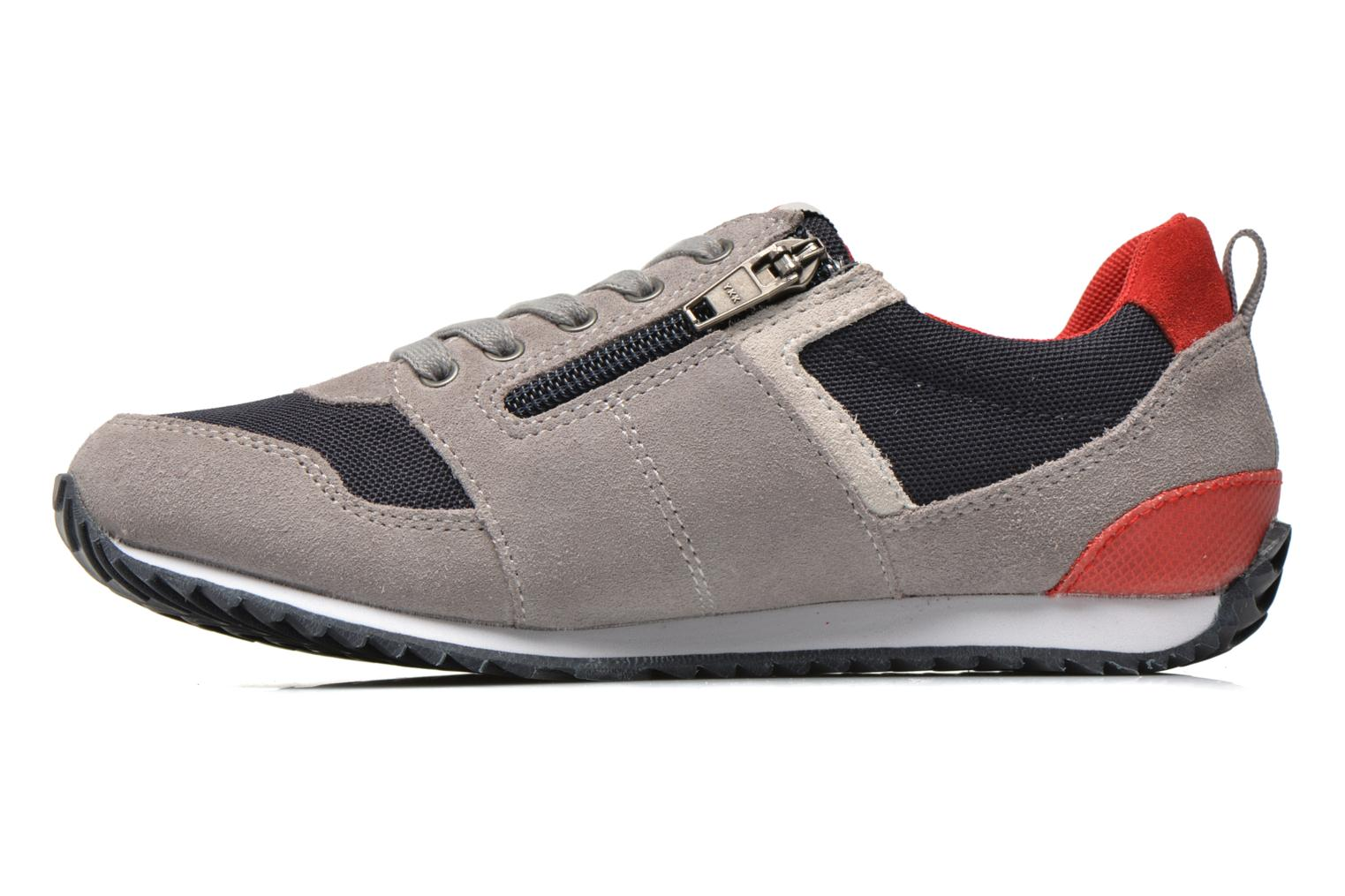 Sneakers P-L-D-M By Palladium Fabeo Nyl Grigio immagine frontale
