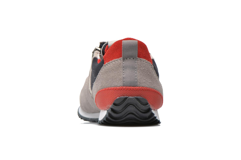 Sneakers P-L-D-M By Palladium Fabeo Nyl Grigio immagine destra