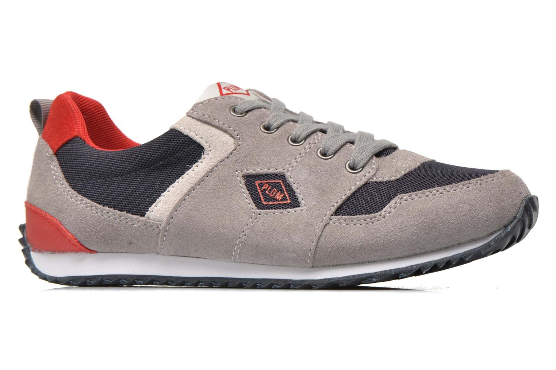 Sneakers P-L-D-M By Palladium Fabeo Nyl Grigio immagine posteriore