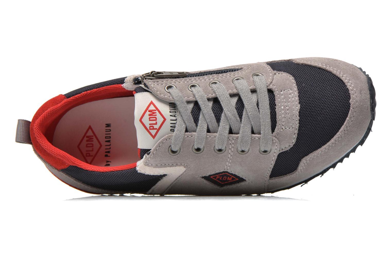 Sneakers P-L-D-M By Palladium Fabeo Nyl Grigio immagine sinistra