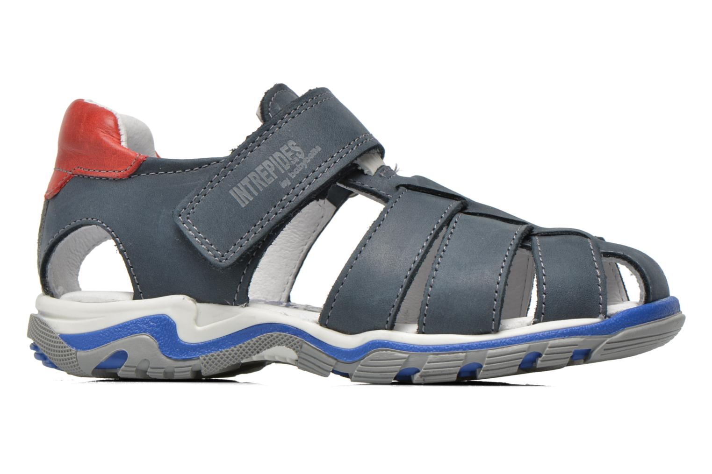 Sandales et nu-pieds Babybotte Kargo Bleu vue derrière