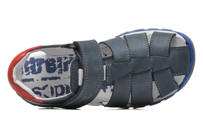 Sandales et nu-pieds Babybotte Kargo Bleu vue gauche