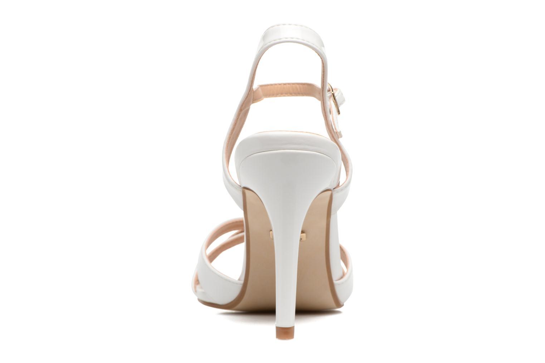 Sandali e scarpe aperte Buffalo Loel Bianco immagine destra