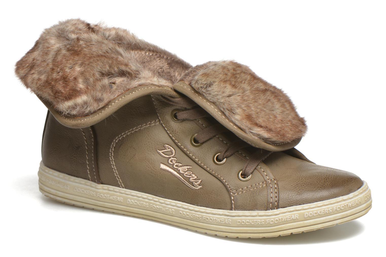 Sneakers Dockers Makira Marrone vedi dettaglio/paio
