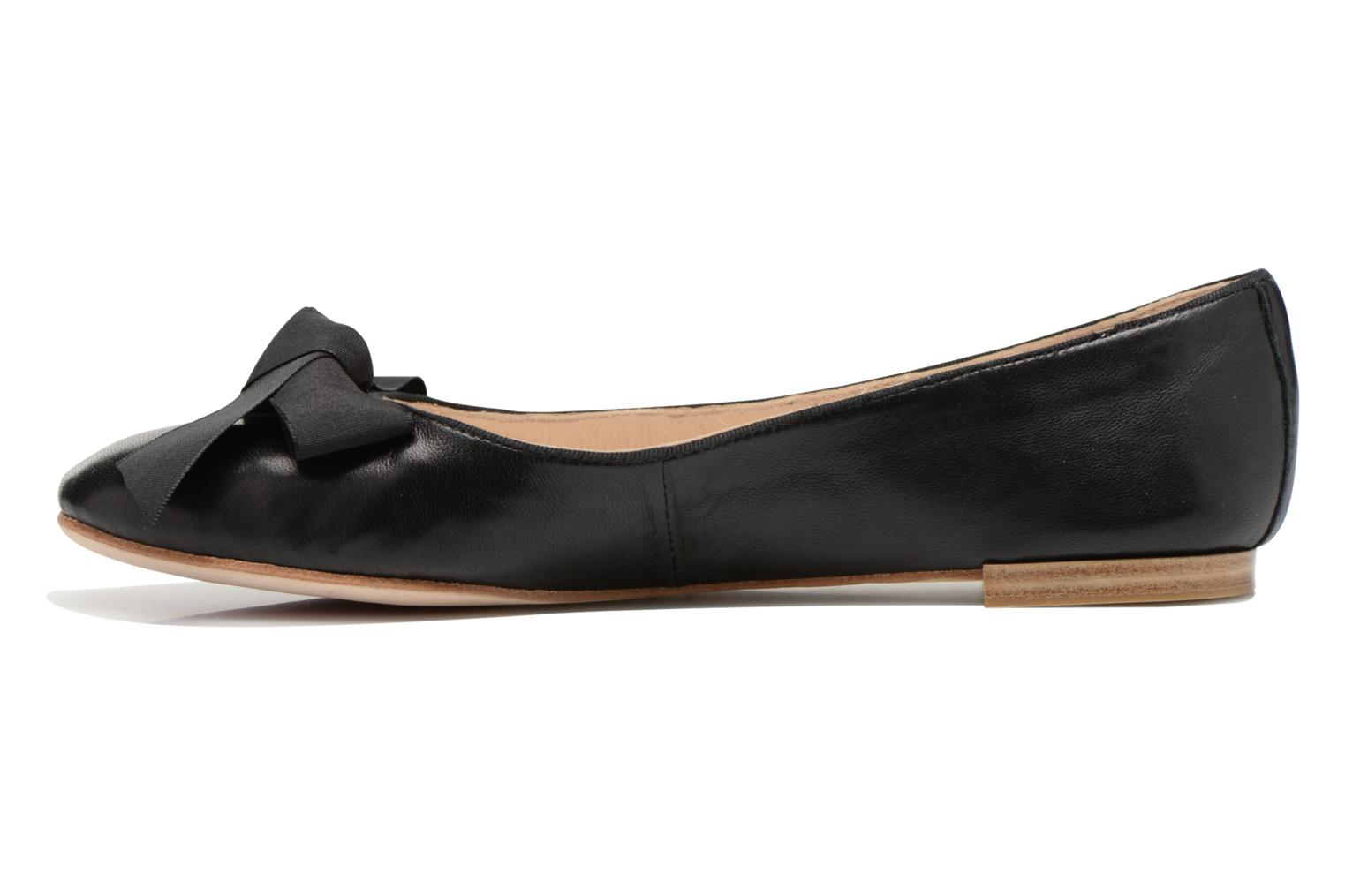 Ballet pumps Opéra national de Paris Endol Black front view