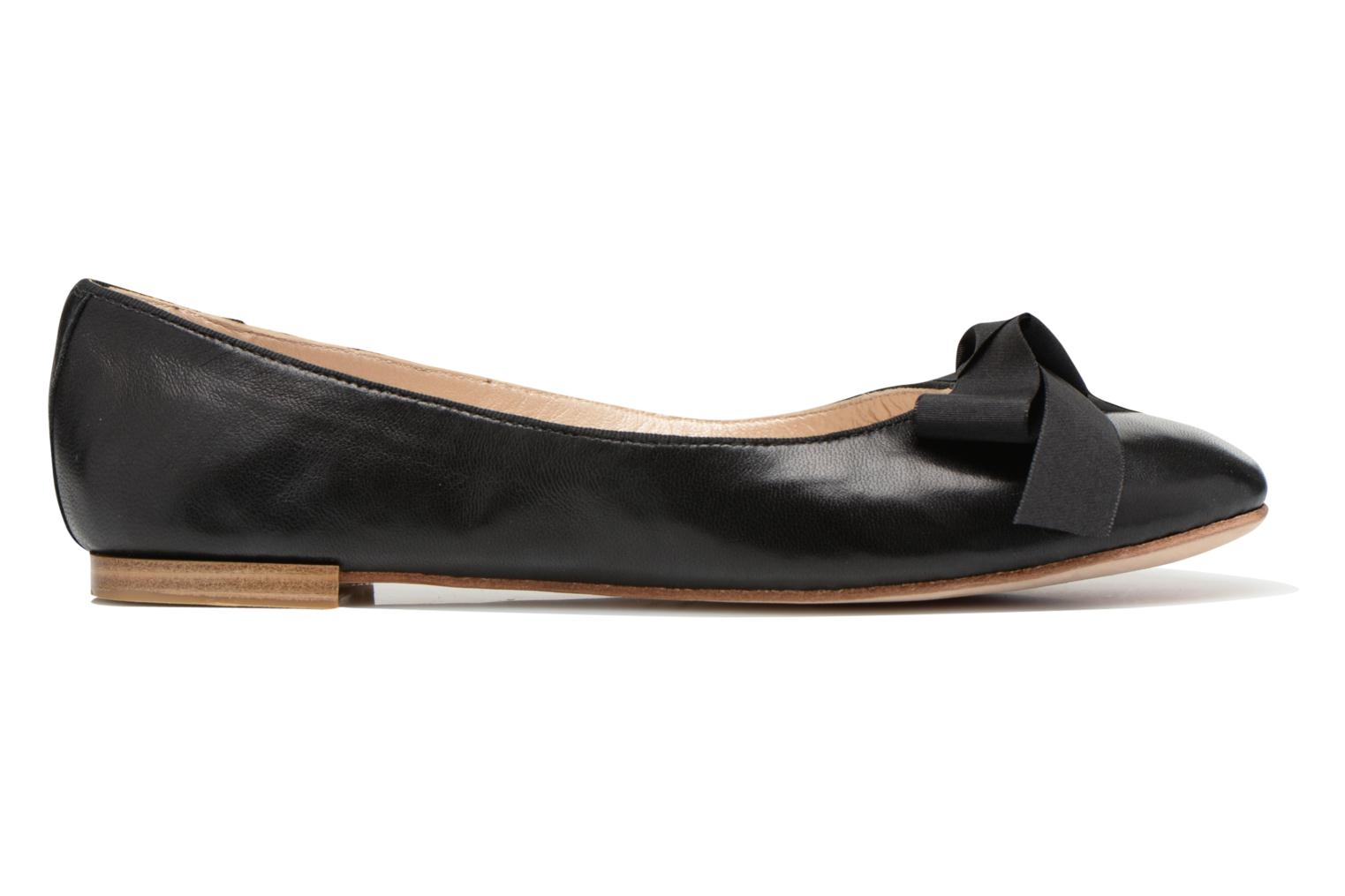 Ballet pumps Opéra national de Paris Endol Black back view