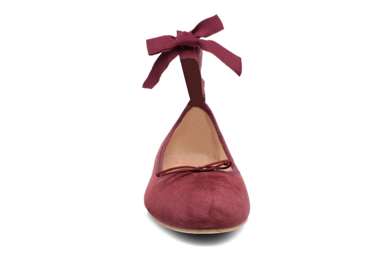 Ballerines Opéra national de Paris Eaton Bordeaux vue portées chaussures