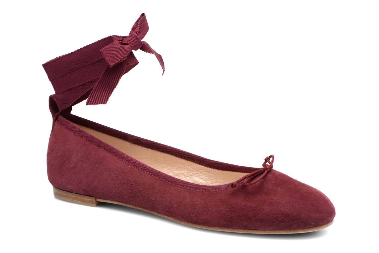 Grandes descuentos últimos zapatos Opéra national de Paris Eaton (Vino) - Bailarinas Descuento