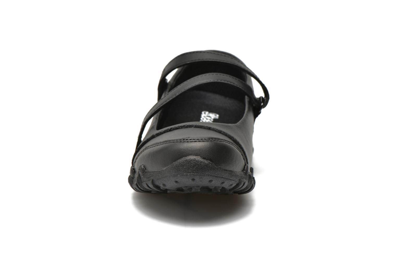 Ballet pumps Skechers Gemz - Foglights Black model view