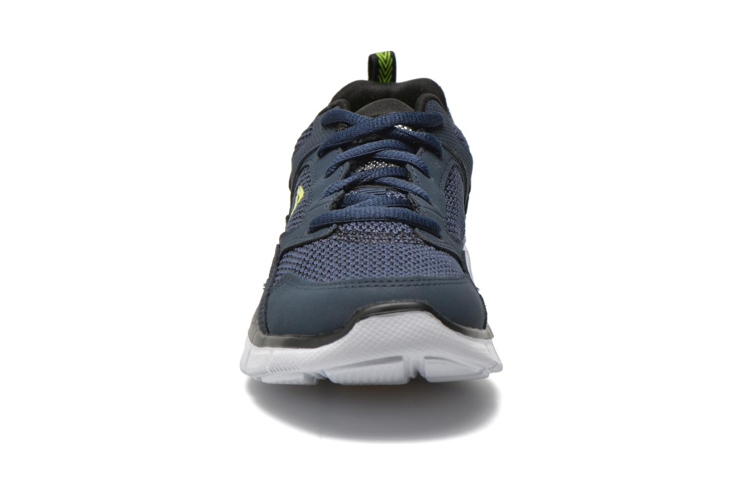 Equalizer- Game Point navy lime