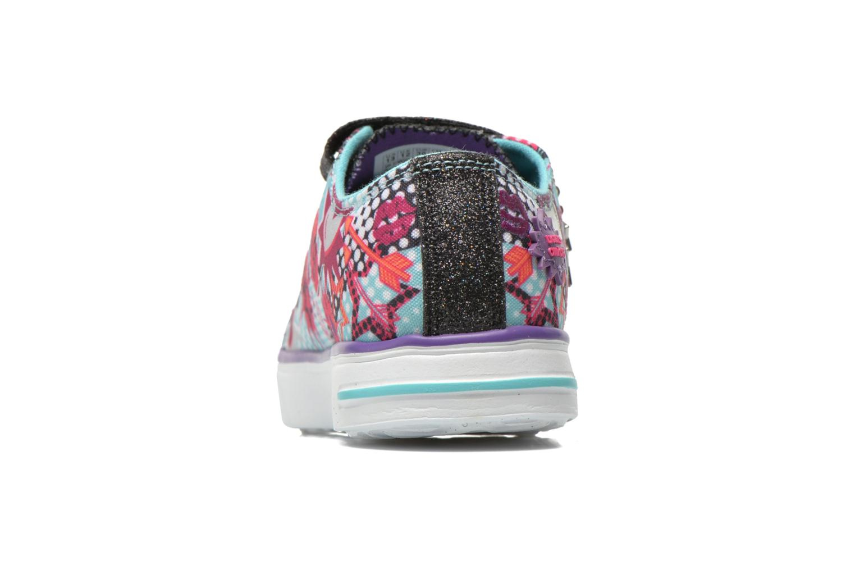 Baskets Skechers Twinkle Breeze Pop-Tastic Multicolore vue droite