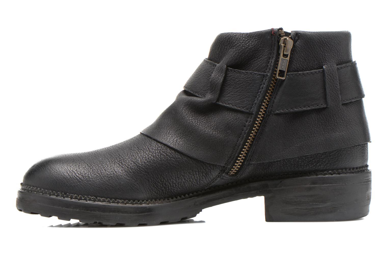 Bottines et boots Kickers Rotary Noir vue face