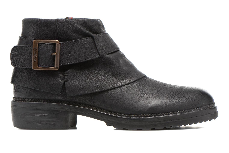Bottines et boots Kickers Rotary Noir vue derrière