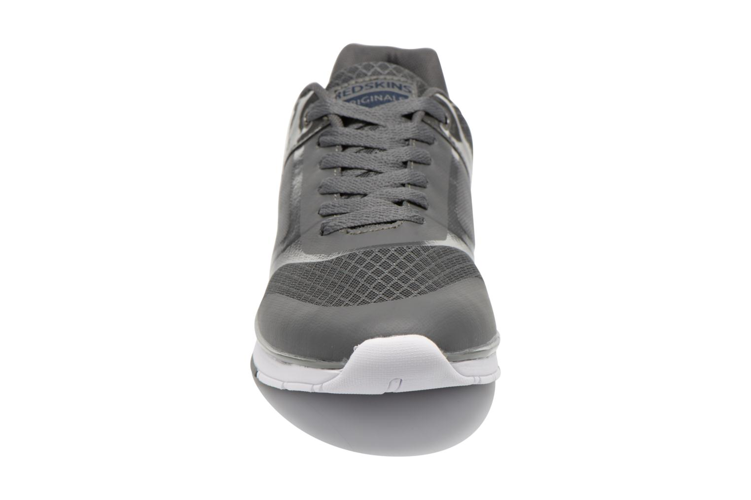 Baskets Redskins Holly Gris vue portées chaussures