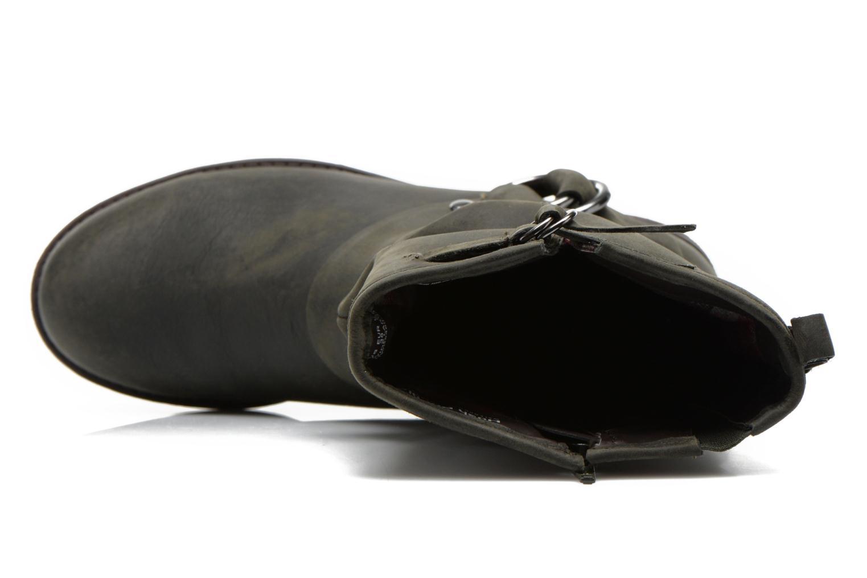 Bottines et boots Hush Puppies Emelee overton Vert vue gauche